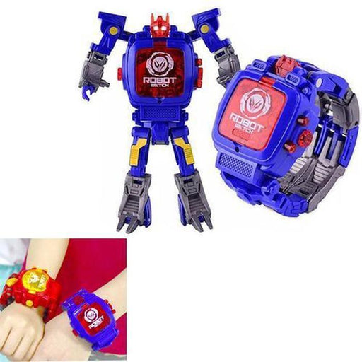 2-in-1 Action Figure Watch | Shop Online | Snatcher