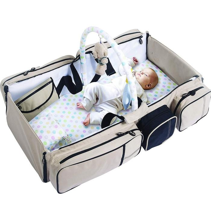 2-In-1 Baby Travel Bed And Bag | Shop Online | Snatcher
