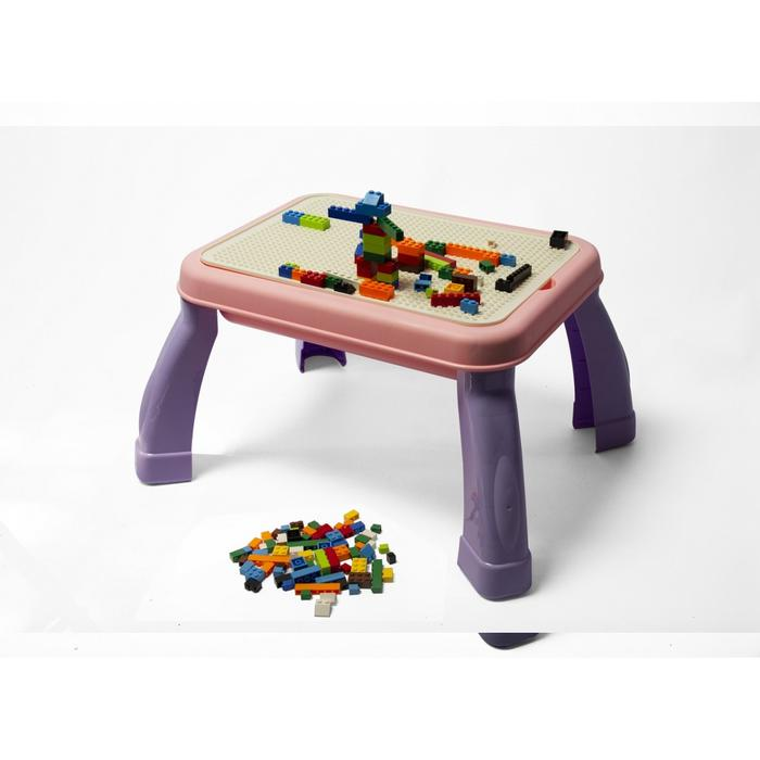 2-in-1 Drawing & Building Table | Shop Online | Snatcher