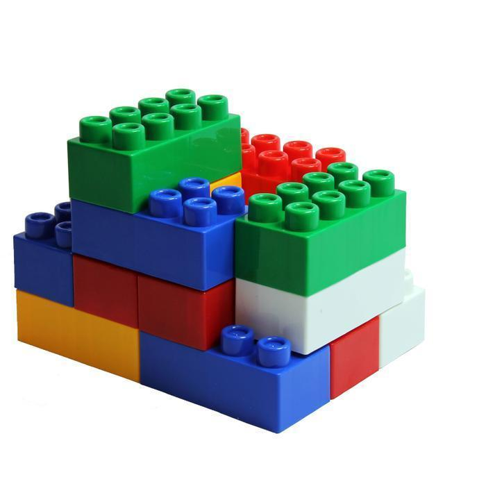 24 Piece Giant Blocks Set | Shop Online | Snatcher