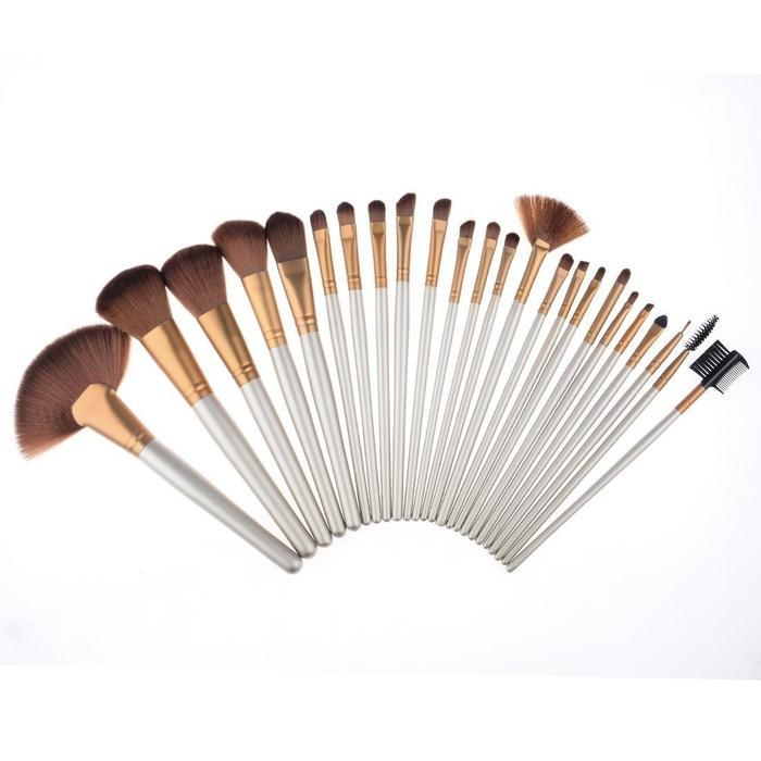 24 Piece Make Up Brush Set | Shop Online | Snatcher