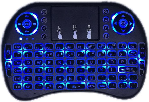 2.4GHz Wireless Keyboard With Touch Pad | Shop Online | Snatcher