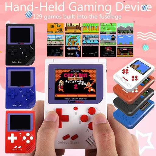 2.5 inch LCD Classic Handheld Video Game Console | Shop Online | Snatcher