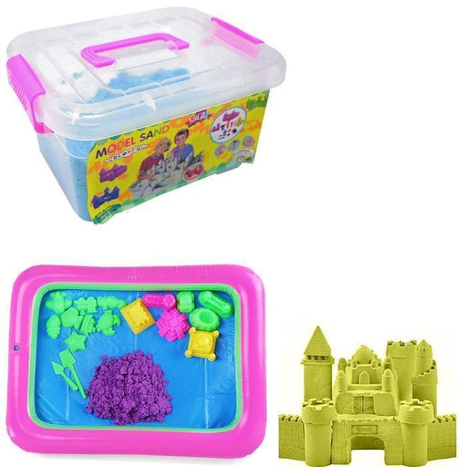 2Kg Kinetic Sand Play Set | Shop Online | Snatcher