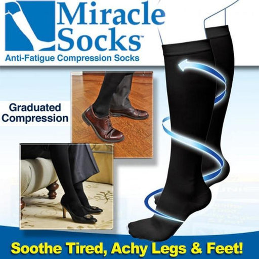 2x Pack Miracle Socks | Shop Online | Snatcher