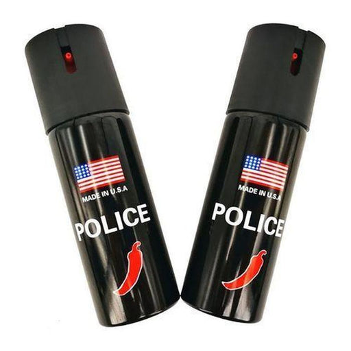 2x Self Defense King Guard Pepper Spray | Shop Online | Snatcher