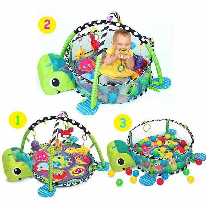 3-in-1 Activity Gym And Ball Pit - Buy Online - Affordable ...