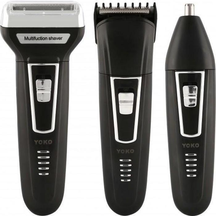 3-In-1 Rechargeable Hair Shaver/Clipper/Trimmer | Shop Online | Snatcher