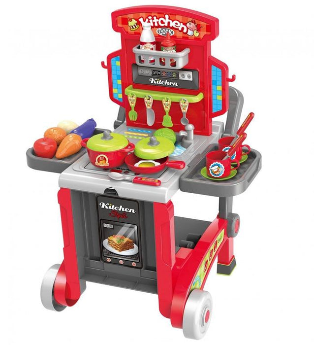 3 In 1 Super Play Kitchen Box Buy Online Affordable Online