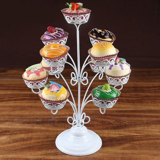 3 Tier Cupcake Stand Holds 11 | Shop Online | Snatcher