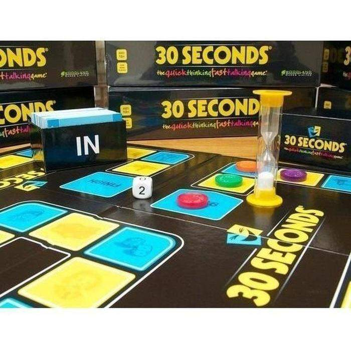 30 Seconds Game | Shop Online | Snatcher