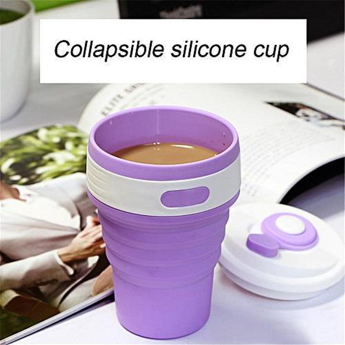350ml Collapsible Coffee Cups | Shop Online | Snatcher