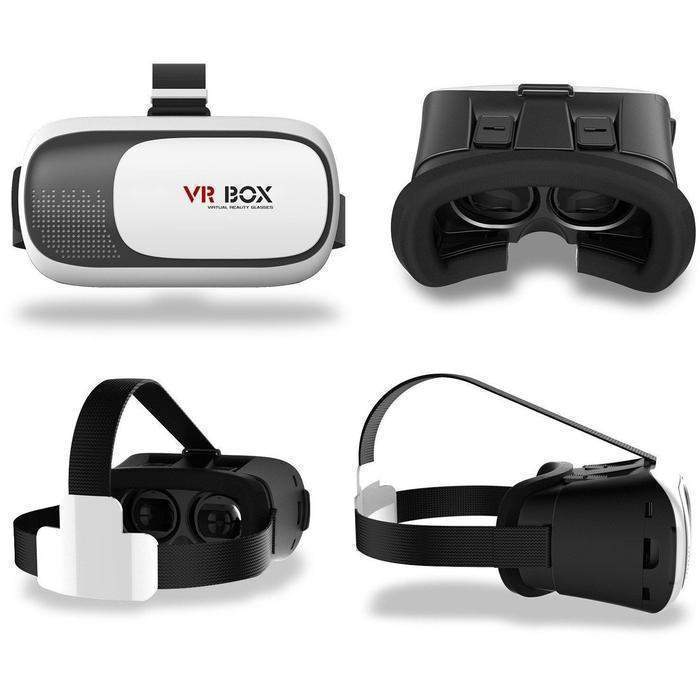3D Virtual Reality Glasses Headset | Shop Online | Snatcher