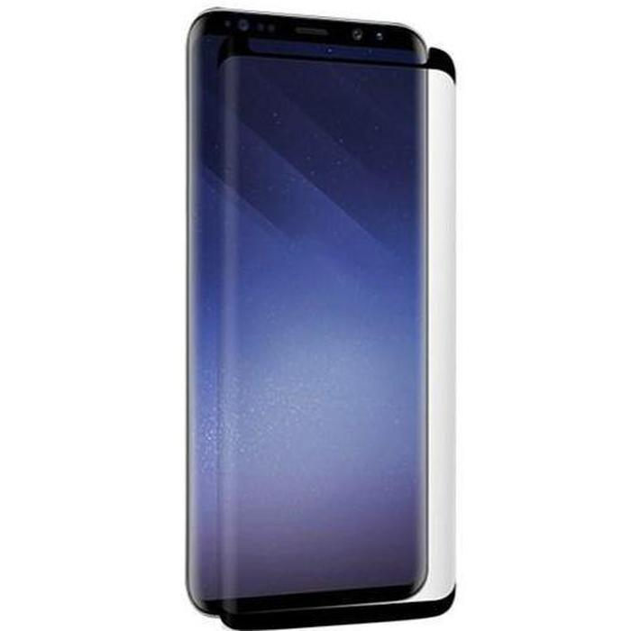 promo code 21d1e 94040 3SIXT Curved Glass Screen Protector Samsung Galaxy S9 Plus (Case Friendly)