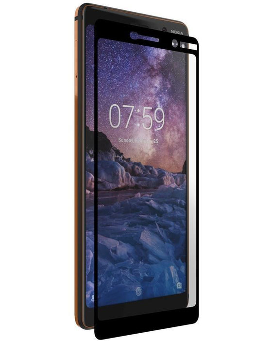 3SIXT Glass Screen Protector Glass Nokia 7 Plus | Shop Online | Snatcher