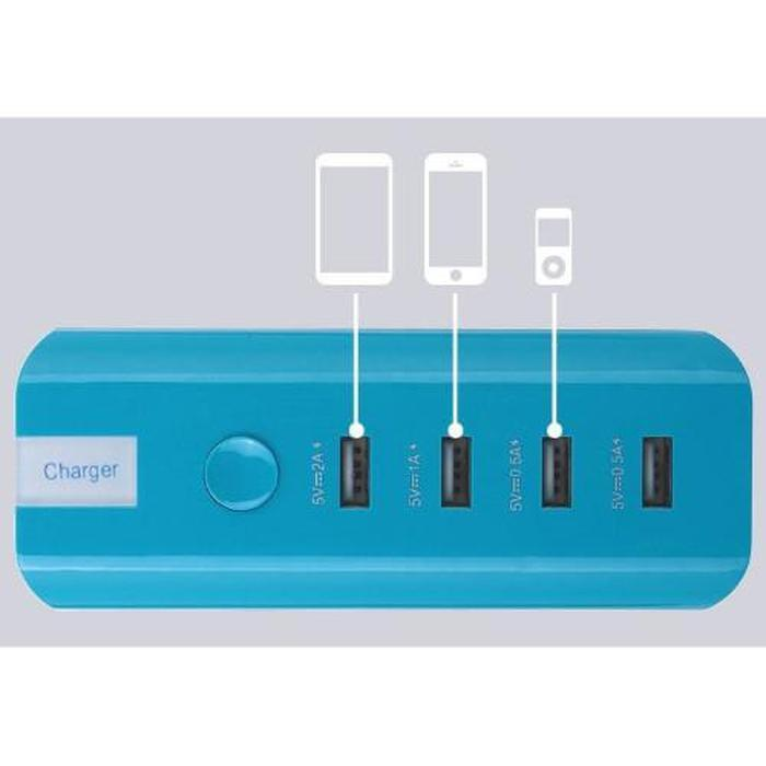 4 Port USB Charger | Shop Online | Snatcher