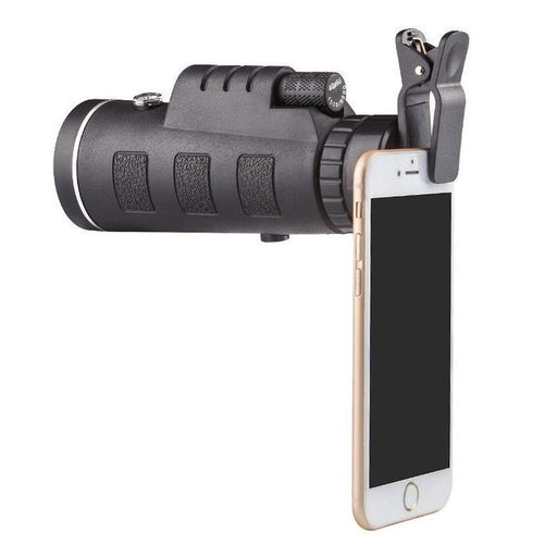 40X Optical Zoom Telescope For Mobile Phones With Tripod | Shop Online | Snatcher