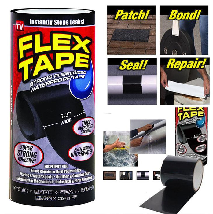 Large Waterproof Flex Tape