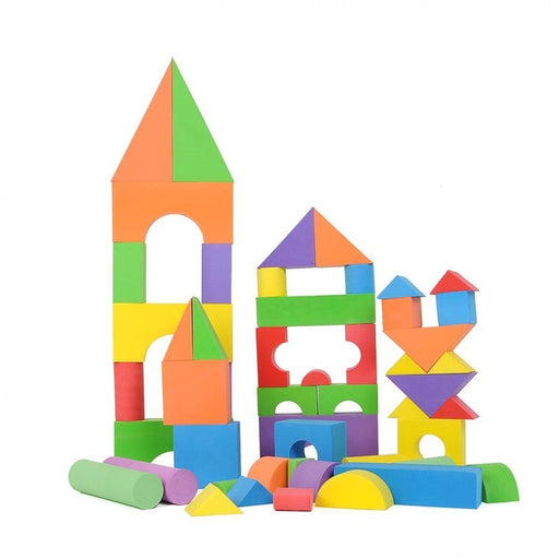 48 Piece Foam Blocks | Shop Online | Snatcher