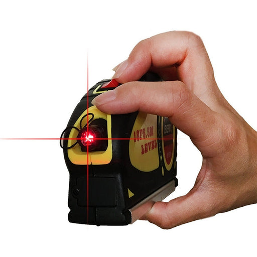 5.5m Laser Level Measuring Tape | Shop Online | Snatcher