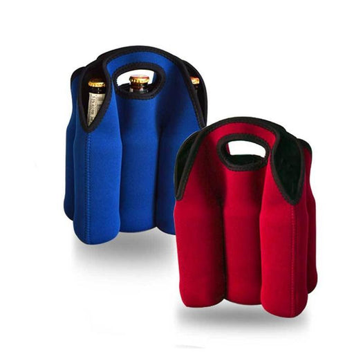 6 Bottle Neoprene Bag | Shop Online | Snatcher