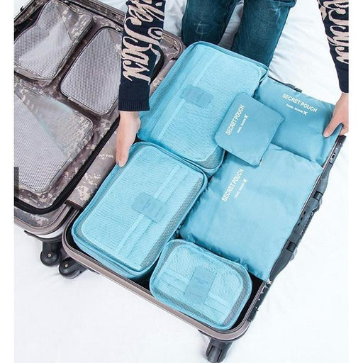 6 Piece Luggage Organizers | Shop Online | Snatcher