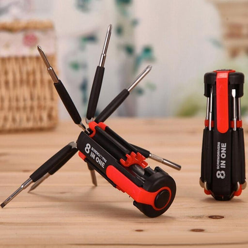 8-In-1 Multifunctional Screwdriver With Torch | Shop Online | Snatcher