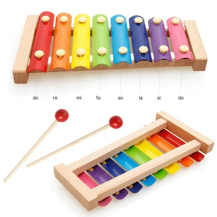 8 Note Kids Xylophone | Shop Online | Snatcher