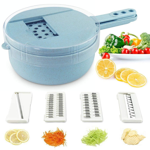 9-In-1 Vegetable And Fruit Cutter | Shop Online | Snatcher