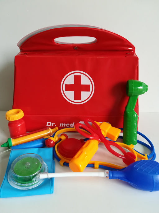 DR Medical Set In Soft Case