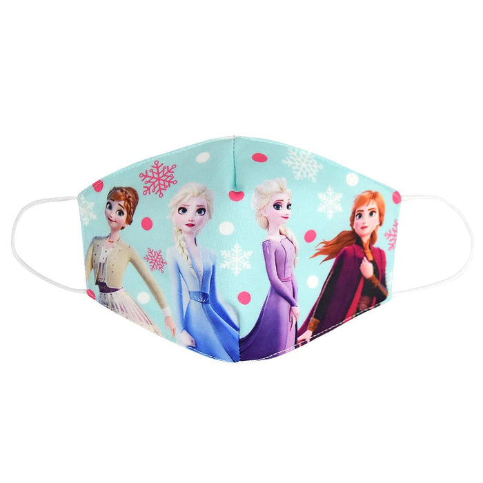 Kids Character Face Masks (Pack of 4)