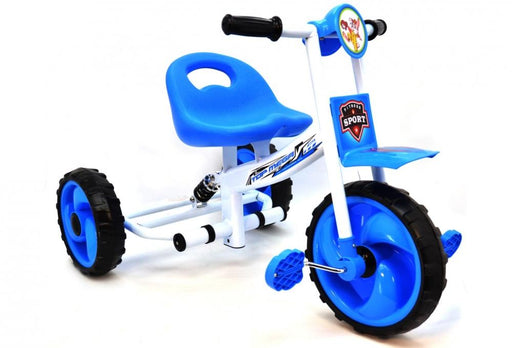 Tricycle Blue/White