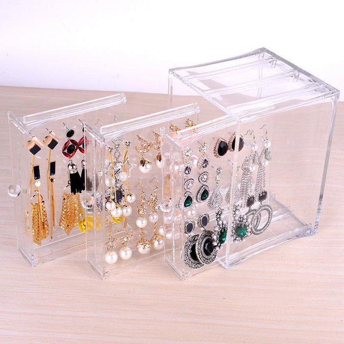 Acrylic Earring Box | Shop Online | Snatcher