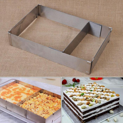 Adjustable Cake Mold | Shop Online | Snatcher