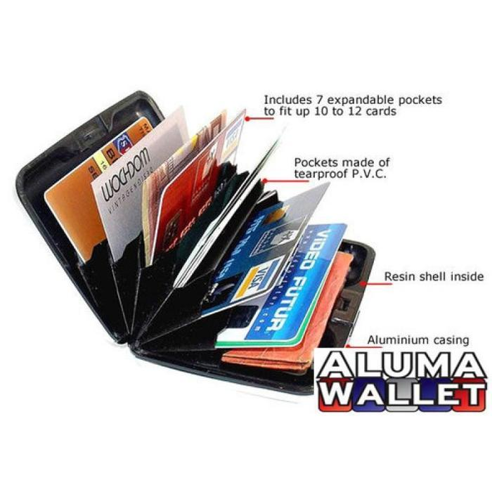 Aluma Indestructible Wallet | Shop Online | Snatcher