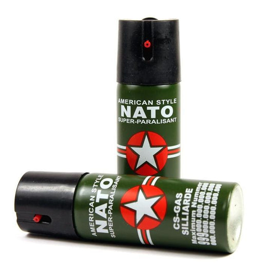 American Style Nato Super Paralisant Cans x2 | Shop Online | Snatcher