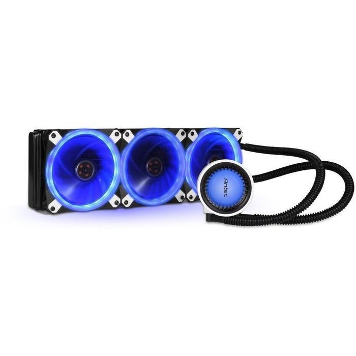 ANTEC MERCURY 360 400mm (Radiator Length) Blue LED CPU Liquid Cooler | Shop Online | Snatcher