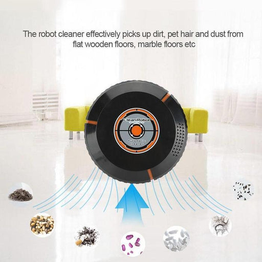 Automatic Vacuum Cleaner -Clean Robot | Shop Online | Snatcher