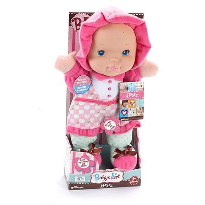 Baby's First Kisses Soft Doll | Shop Online | Snatcher
