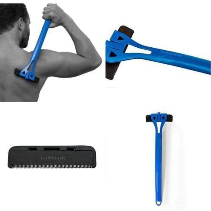 Back Hair Shaver | Shop Online | Snatcher