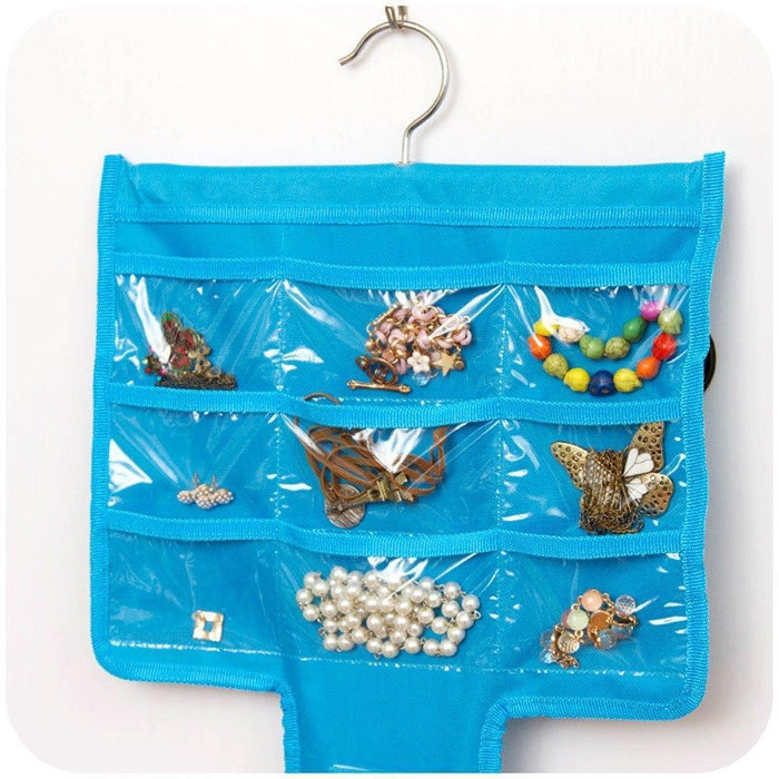 Bag, Jewelry & Scarves Organizer | Shop Online | Snatcher