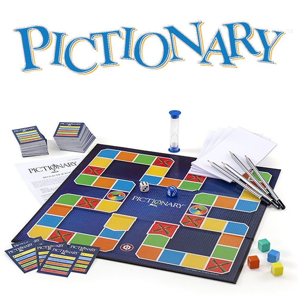 Pictionary Board Game - Buy Online - Affordable Online ...