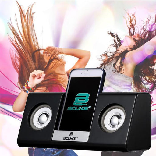 Bounce Step Series Aux Speaker | Shop Online | Snatcher