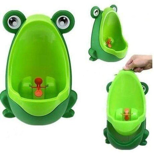 Boys Froggie Urinal | Shop Online | Snatcher