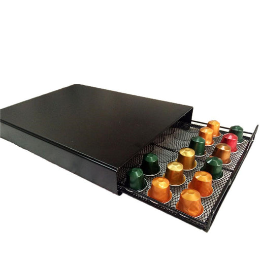 Coffee Capsule Storage Drawer - 36 Pods