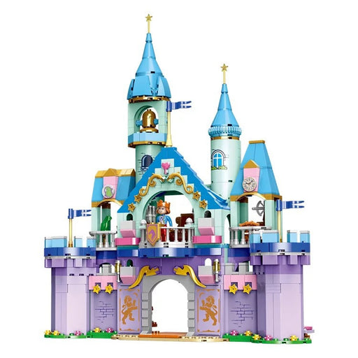 The Prince's Castle Building Blocks Set