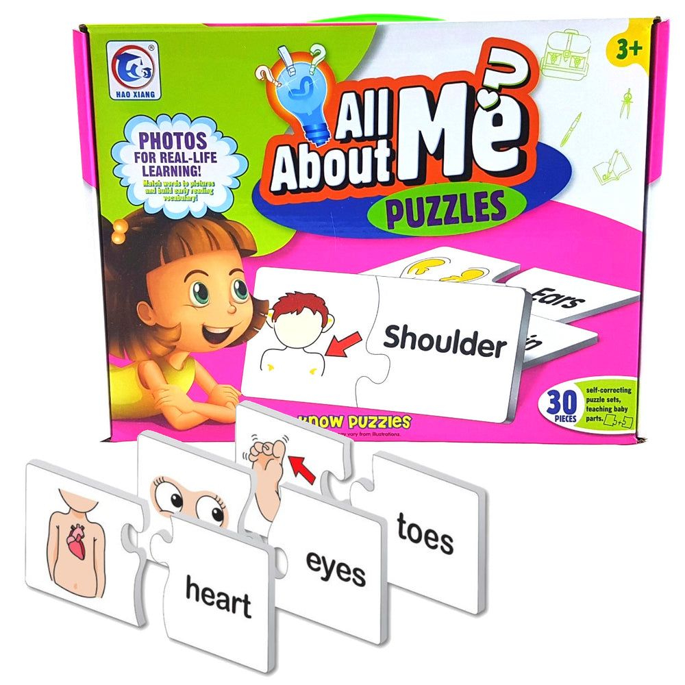 All About Me -Puzzle - Buy Online - Affordable Online ...