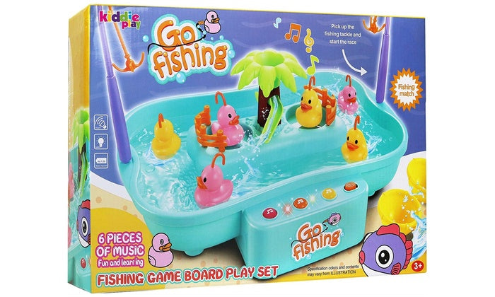 Jeronimo - Go Fish Water Game