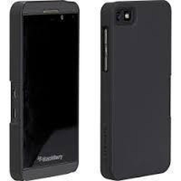 Casemate Barely There Blackberry Z10 (Black) | Shop Online | Snatcher