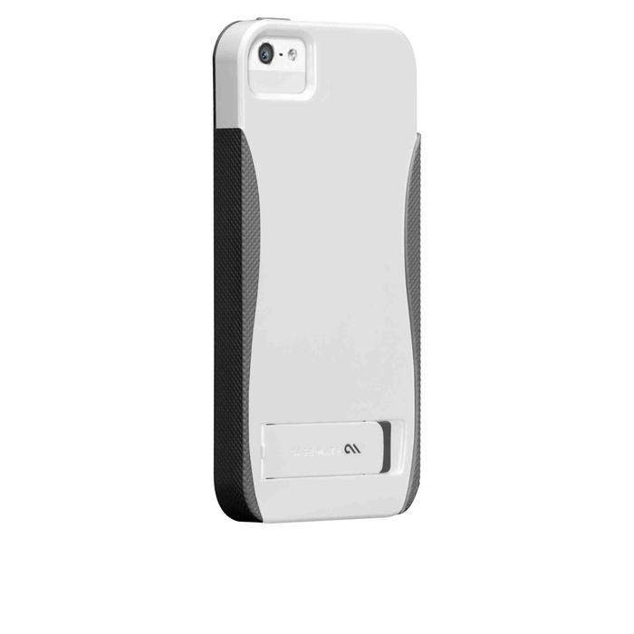 Casemate POP! with Stand iPhone 5/5S/SE (White/Grey) | Shop Online | Snatcher